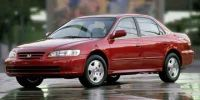 2002 Honda Accord Sdn EX