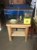 Reptile Tank 30 gallon with Stand