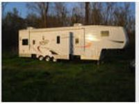 2007 Four Winds Toy Hauler