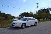 2010 Chevrolet Impala Unmarked Police 4dr Sedan w/1LS