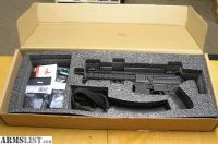 For Sale: Sig Sauer MPX 9mm Pistol