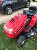 "2010 Huskee 42"" Riding Lawn Mower"