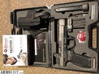 For Sale/Trade: Canik TP9SFX w/ Burris Fastfire III 8 MOA
