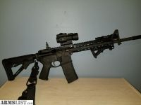 "For Sale: BCM 14.5"" mid length AR15"