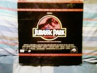 1990s Laser Disc (Large DVDs) 2 movies