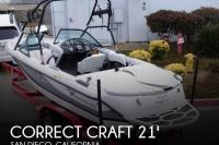 2003 Correct Craft Super Air NAUTIQUE 210 TEAM Edition