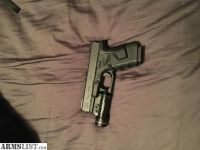 For Sale: Glock 19 TLR1 and crimson trace
