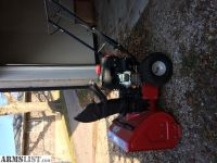 For Sale/Trade: Reduced Snow Blower