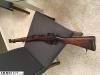 For Sale: WW1 British Enfield .303 rifle Dated 1916