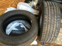3 used tires P225/60R17