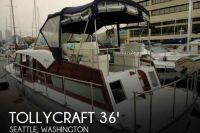 1964 Tollycraft 36 Mariner