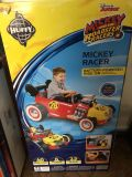 mickey racer battery-powered ride-on