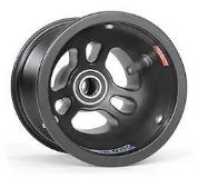 Purchase DWT MAGNESIUM VENTED GO KART WHEEL SET 17MM BRG -132MM motorcycle in Mojave, California, US, for US $89.50