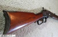 For Sale: Winchester 1873 rifle