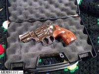 For Sale: S & W Model 19-4