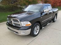 2010 Dodge Ram Pickup 1500 TRX4 Off Road 4x4 4dr Quad Cab 6.3 ft. SB Pickup