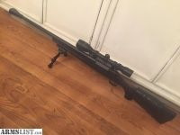 For Sale/Trade: Savage heavy threaded barrel