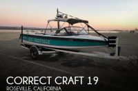 1992 Correct Craft 19 SKI NAUTIQUE