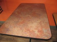 Lot Of Restaurant Tables W/ Bases RTR#7111380-15