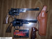 For Sale/Trade: Smith and wesson 27-2 28-2