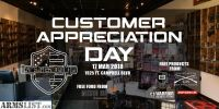 For Sale: Customer Appreciation Sale!