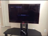 "Samsung Series 7, 40"" LED TV - WITH STAND"