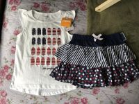 4th of July set NWT size 6/6x