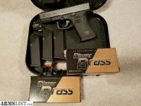 For Sale: Glock 19 Gen 4 Like New with Laser + Extras