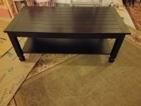 Cocktail coffee table