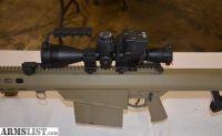 For Sale: Barrett 82A1 50BMG TAN (FDE)