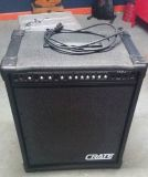 80 Watt Combo Amp x/ Reverb for Keyboard/Bass/Electric Guitar/Drums