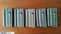 For Sale: Preban AR15 20rd mags Pre-ban AR-15 mags