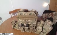 For Sale: Body armour