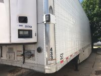 2011 Great Dane Diesel Carrier Refrigerated