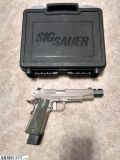 For Sale/Trade: Sig Sauer Scorpion 1911