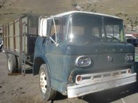 1959 Ford Dump Truck C60