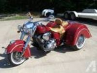 2014 Indian Chief Trike