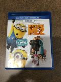 Despicable Me 2 DVD/Blue Ray