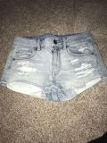 Women s American eagle shorts size 0 great condition