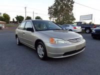 2001 Honda Civic LX 4dr Sedan