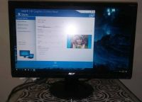 """Acer P215H Bbd 21.5"""" Widescreen LCD HD Monitor"""