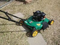 Weedeater Lawn Mower (Athens, Texas)