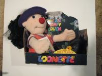 """RARE Big Comfy Couch """"Loonette"""" Plush Doll-1995"""