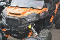 2016 Polaris RZR XP Turbo EPS Spectra Orange