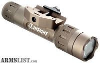 Want To Buy: Insight Technologies WMX200 Weapon Light