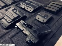 For Sale/Trade: $3600 custom Glock 19 package, W/ RMR, XC1, 1K rounds!!!