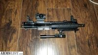 For Sale/Trade: Aero precision 7.5 upper w Sampson evolution 7 rail