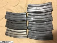 For Sale: Aluminum ar15 mags