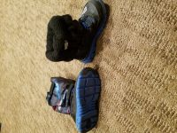 Like new stride rite made2play sneaker boots