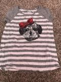 Justice top size 8
